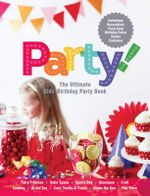 Party! The Ultimate Kids' Party Book - Plum