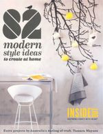 82 : Modern Style Ideas to Create at Home - Karen McCartney