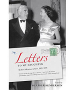 Letters to my Daughter - Sir Robert Menzies