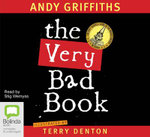 The Very Bad Book & the Bad Book (Bind-up) - Terry Denton