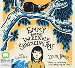 Emmy and the Incredible Shrinking Rat - Lynne Jonell