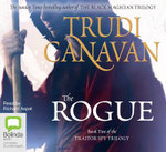 The Rogue : Traitor Spy Trilogy : Book 2 - Trudi Canavan