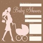 You're Invited - Baby Shower - Stationery