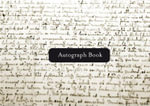 Autograph Book - Handwriting - New Holland Publishers