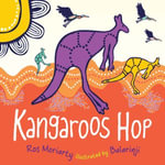 Kangaroos Hop - Ros Moriarty