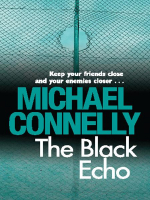 The Black Echo : Harry Bosch Mystery 1 - Michael Connelly