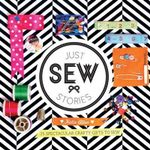 Just Sew Stories : 25 Spectacular Crafty Gifts to Sew - Katie Allen