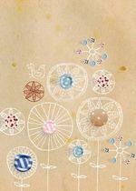 Buttons A5 Journal - Michelle Mackintosh