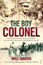 The Boy Colonel - Will Davies