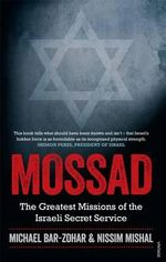Mossad : The Great Operations - Michael Bar-Zohar