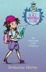 Alice-Miranda at Camp - Jacqueline Harvey
