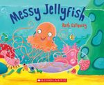 Messy Jellyfish - Ruth Galloway
