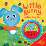 Little Bunny and His Busy Day : Big Button Sounds