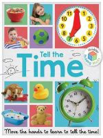 Tell the Time Clock Book : Building Blocks