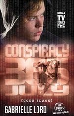 July Conspiracy 365 : Code Black Edition : 7 - Gabrielle Lord