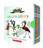 Little Mates : My Little Library (Slipcase) - Susannah McFarlane