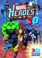 Marvel : Marvel Heroes 3D - Marvel Comics