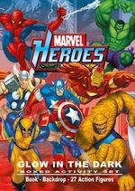 Marvel Heroes Glow in the Dark Boxed Set : Marvel S. - Marvel Comics