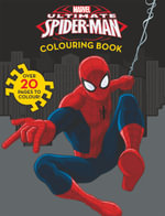 Marvel : Amazing Spiderman Colouring Book : Over 20 Pages to Colour - Marvel Comics Staff