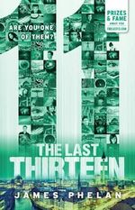 11 : The Last Thirteen : Book 3 - James Phelan