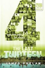 4 : Last Thirteen : Book 10 - James Phelan