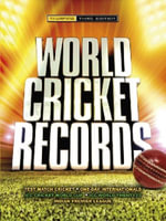 World Cricket Records 2013 - Chris Hawkes