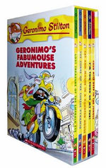 Geronimo's Fabumouse Adventures - Geronimo Stilton