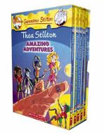Thea Stilton - Amazing Adventures - Thea Stilton