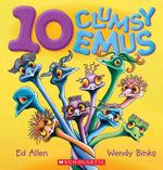 10 Clumsy Emus - Ed Allen