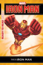 The Invincible Iron Man : Marvel Read-to-Read Level 1 - Thomas Macri