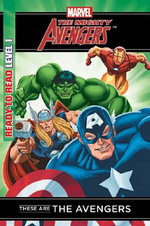 The Mighty Avengers : Marvel Read-to-Read Level 1 - Thomas Macri