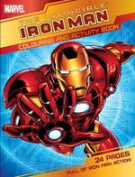 The Invincible Iron Man Colouring and Activity Book