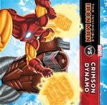 The Invincible Iron Man Vs Crimson Dynamo