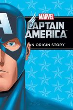 The Courageous Captain America : An Origin Story - Scott Peterson