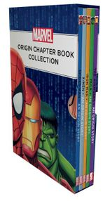 Marvel : Origin Chapter Book Collection