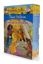 Thea Stilton - Mouse Mysteries : Mouse Mysteries Box Set - Thea Stilton