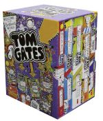 Welcome to the Brilliant World of Tom Gates Boxed Set : Includes 5 Titles - Liz Pichon