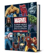 Marvel Super Hero Character Encyclopedia - Scott Peterson