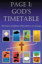 Page 1 : God's Timetable - Consultant Otorhinolaryngologist Nick Jones