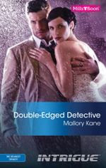 Double-Edged Detective - Mallory Kane