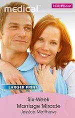 Six-Week Marriage Miracle - Jessica Matthews
