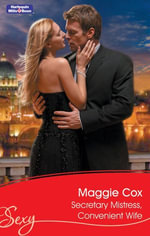 Secretary Mistress, Convenient Wife : In Bed with the Boss Book 12 - Maggie Cox