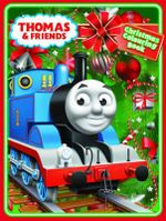 Christmas Colouring Book - Thomas & Friends