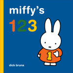 Miffy's 123 - Dick Bruna