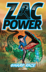 Swamp Race : Zac Power Series - H. I. Larry