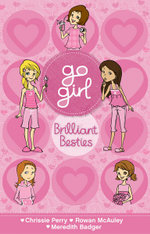 Go Girl Pink : Brilliant Besties - Various