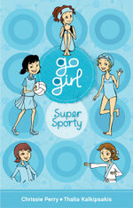 Go Girl Blue : Super Sporty - Various
