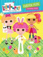 Lalaloopsy Easter Fun Colouring Book - Lalaloopsy