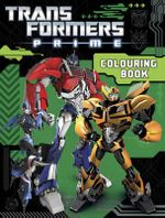 Transformers Prime Colouring Book - Transformers