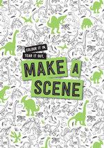 Make a Scene - Dinosaurs - Make It Mega